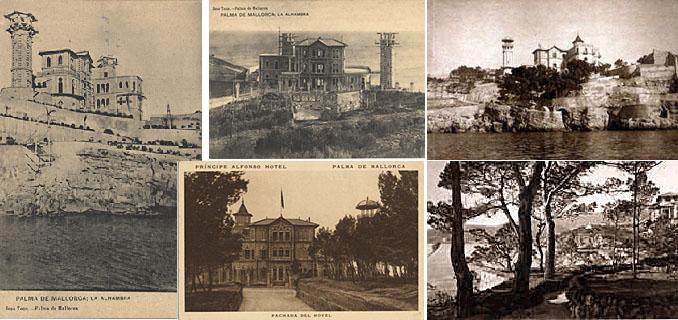 Das Hotel vom Baubeginn bis zu Zwinglis Tagen